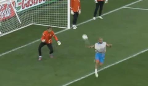 Wereld goal Wesley Sneijder