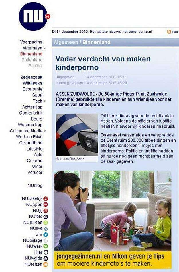 advertentie faal