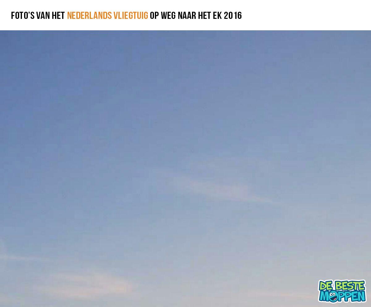 EK2016 Nederlands elftal