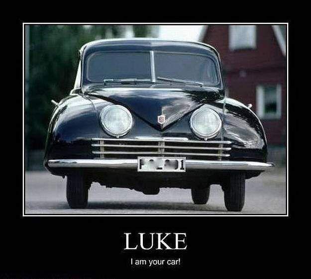 Luke i am your car