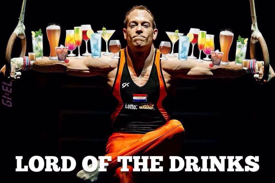 yuri van gelder lord of the drinks